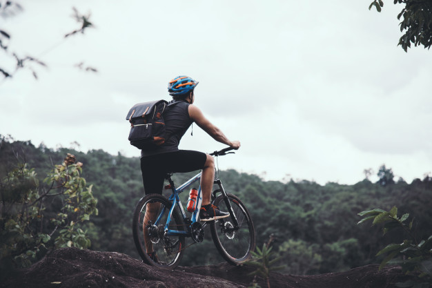 sommer cykling