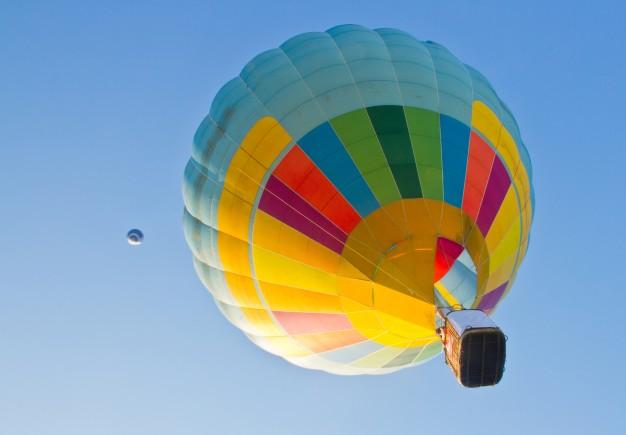 luftballontur som gavekort