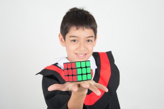 rubiks cube mester