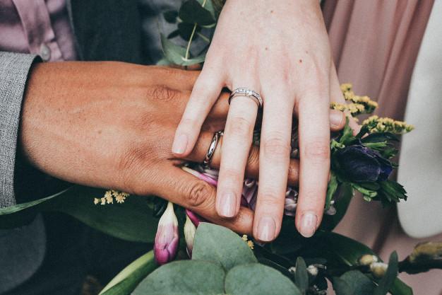 uforglemmeligt bryllup
