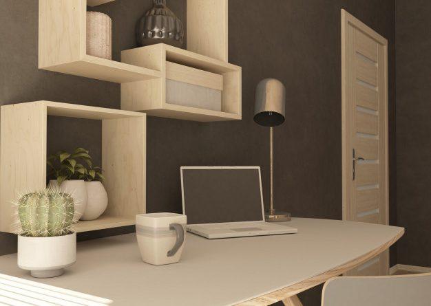 kontorstol til hjemmet